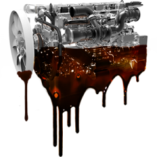 Промывочные масла и очистители для двигателя
