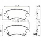 Bosch Тормозные колодки передние/ Toyota Corolla