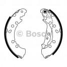 Bosch Тормозные колодки барабанные/ Toyota Yaris