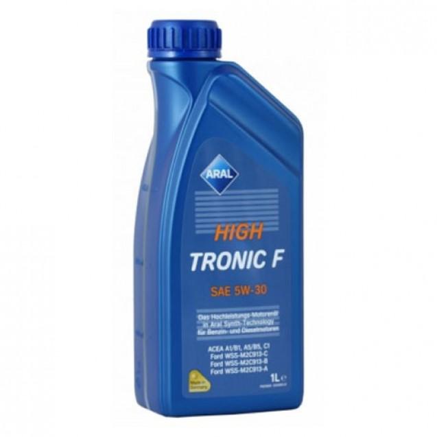 Aral HighTronic F 5W30 Синтетическое масло 1l