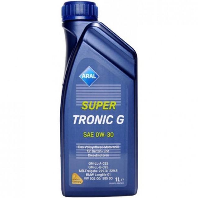 Aral SuperTronic G 0W30 Синтетическое масло 1l