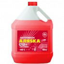 AЛЯSKA Antifreeze Long Life (красный) 10kg