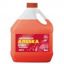 AЛЯSKA Antifreeze Long Life (красный) 5kg
