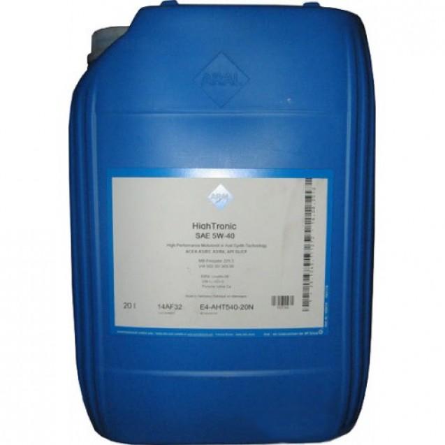 Aral HighTronic 5W40 Синтетическое масло 20l