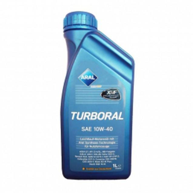 Aral Turboral 10W40 Полусинтетическое масло 1l