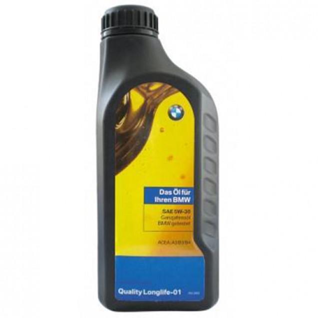 BMW Quality Longlife-01 5W30 Синтетическое масло 1l