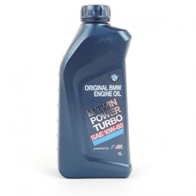 BMW M TwinPower Turbo 10W60 Синтетическое масло 1l