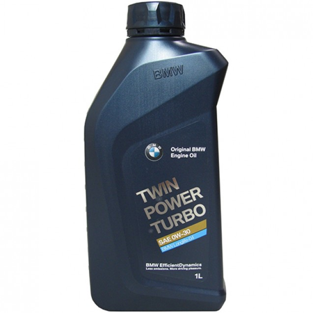 BMW TwinPower Turbo Longlife-12 FE 0W30 Синтетическое масло 1l
