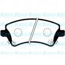 KAVO Тормозные колодки дисковые/ Toyota Corolla