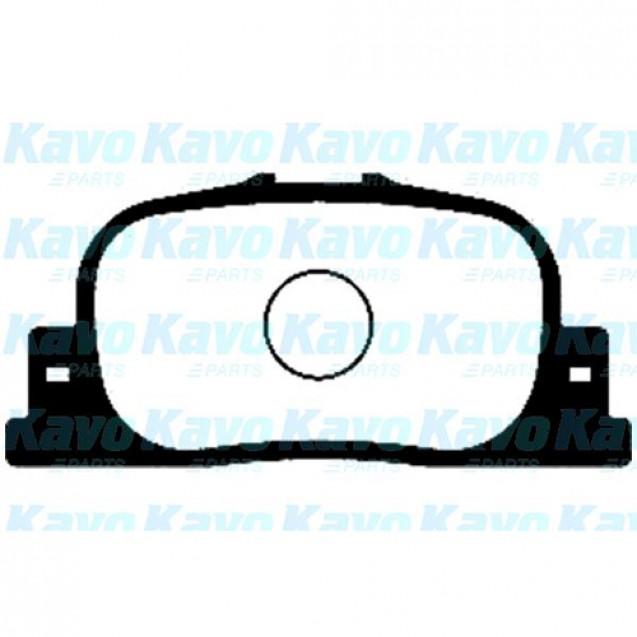 KAVO Тормозные колодки дисковые/ Toyota Camry