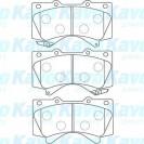 KAVO Тормозные колодки дисковые/ Toyota Land Cruiser