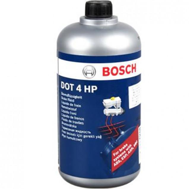 BOSCH Тормозная жидкость DOT-4 HP 500ml