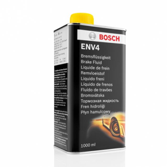 BOSCH Тормозная жидкость ENV4 1l