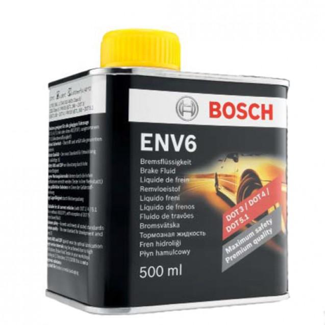 BOSCH Тормозная жидкость ENV6 500ml