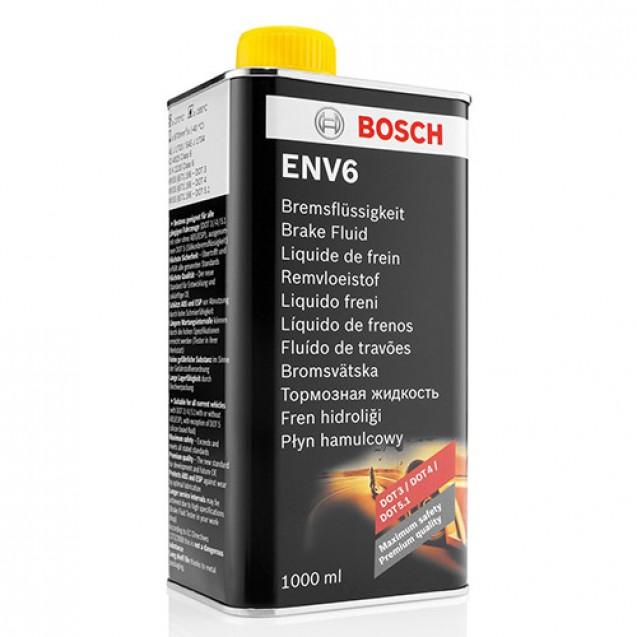 BOSCH Тормозная жидкость ENV6 1l
