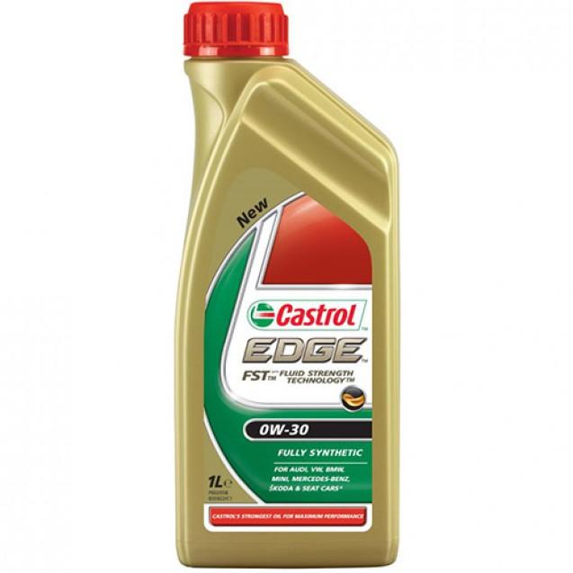 CASTROL EDGE FST 0W30 Синтетическое масло 1l