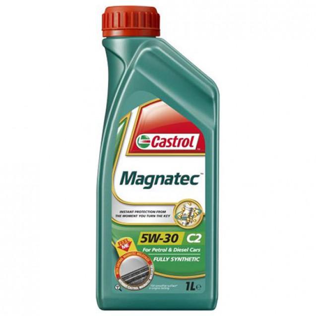 CASTROL Magnatec 5W30 C2 Синтетическое масло 1l