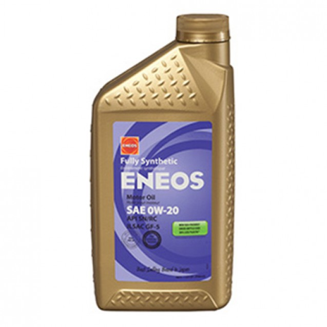 ENEOS Fully Synthetic 0W20 Синтетическое масло 946ml