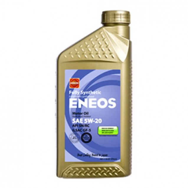 ENEOS Fully Synthetic 5W20 Синтетическое масло 946ml