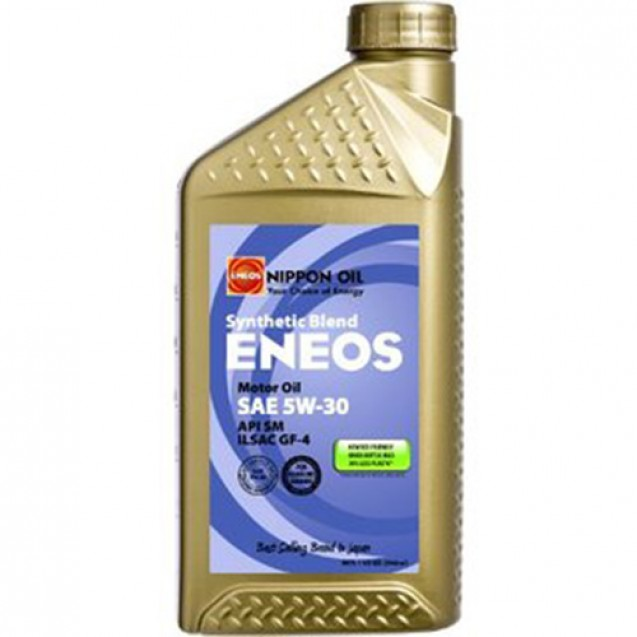 ENEOS Fully Synthetic 5W30 Синтетическое масло 946ml