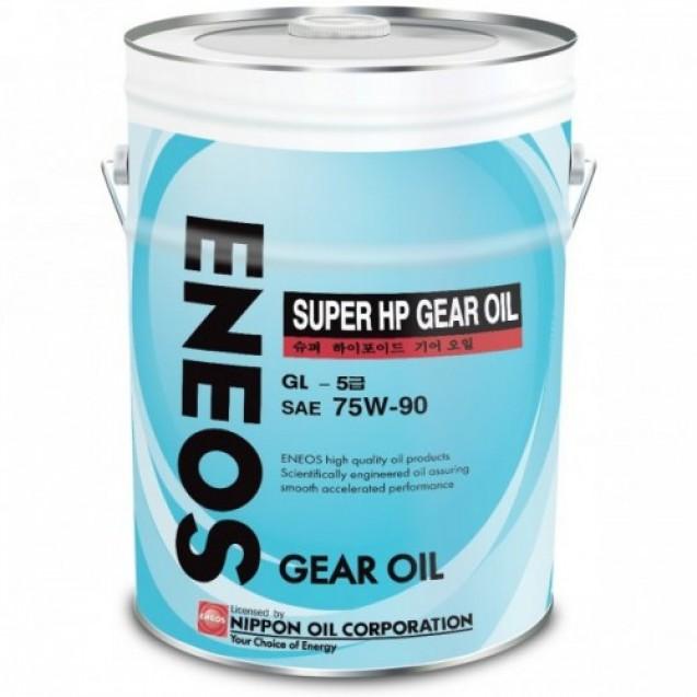 ENEOS Gear Oil GL-5 75W90 Трансмиссионное масло 20l