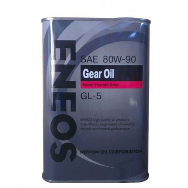 ENEOS Gear Oil GL-5 80W90 Трансмиссионное масло 940ml