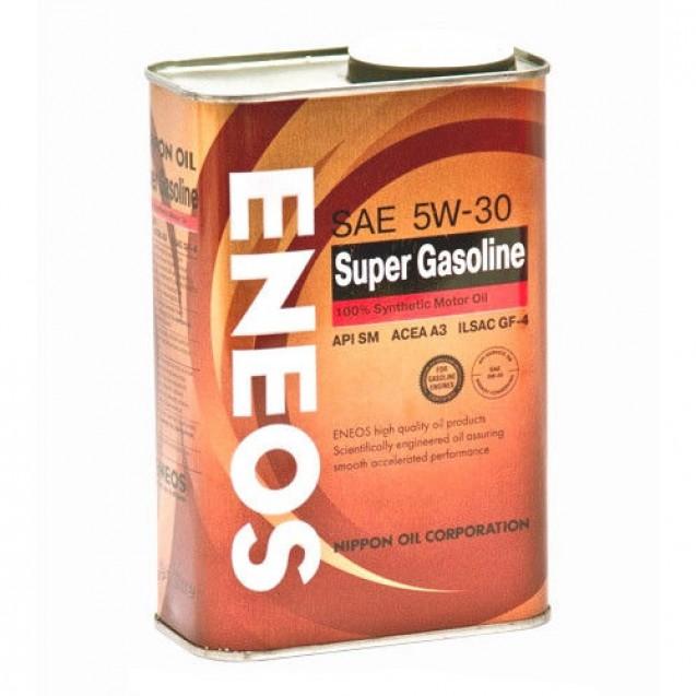 ENEOS Super Gasoline SM 5W30 Синтетическое масло 940ml