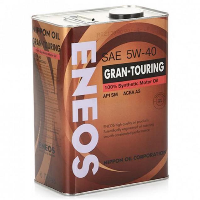 ENEOS Gran-Touring SM 5W40 Синтетическое масло 4l