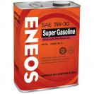 ENEOS Super Gasoline SL 5W30 Полусинтетическое масло 4l