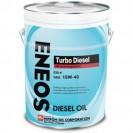 ENEOS Turbo Diesel CG-4 15W40 Минеральное масло 20l