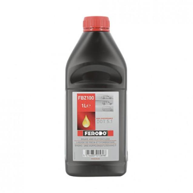 FERODO DOT 5.1 Тормозная жидкость 1l
