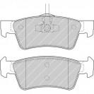 Ferodo Тормозные колодки дисковые/ Porsche Cayenne