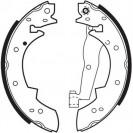Ferodo Тормозные колодки барабанные/ Peugeot 405