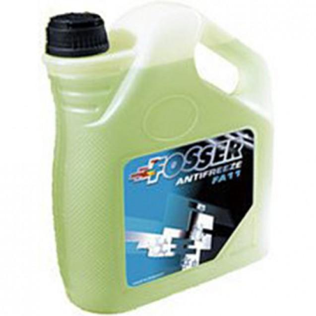 FOSSER Antifreeze FA 11 Антифриз желтый 1500ml