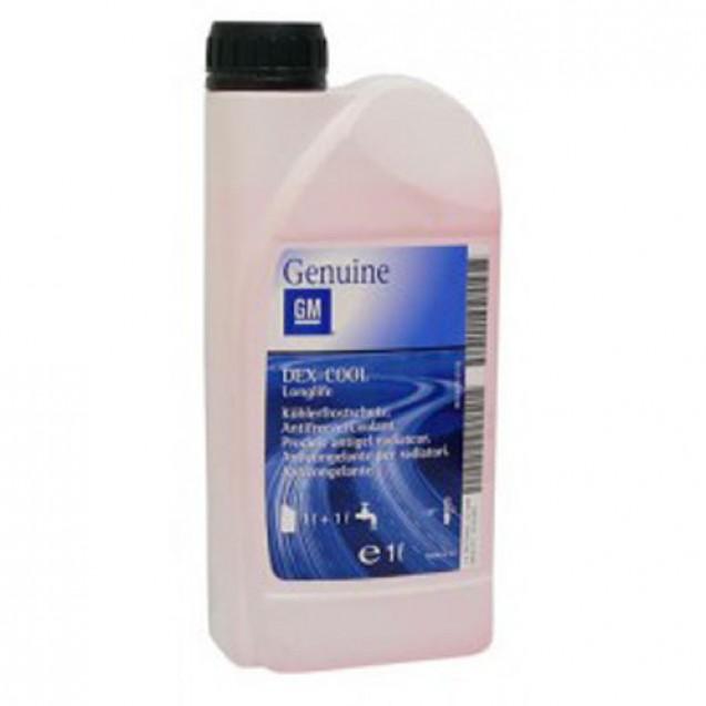 GM LongLife Антифриз концентрат -80C 1l