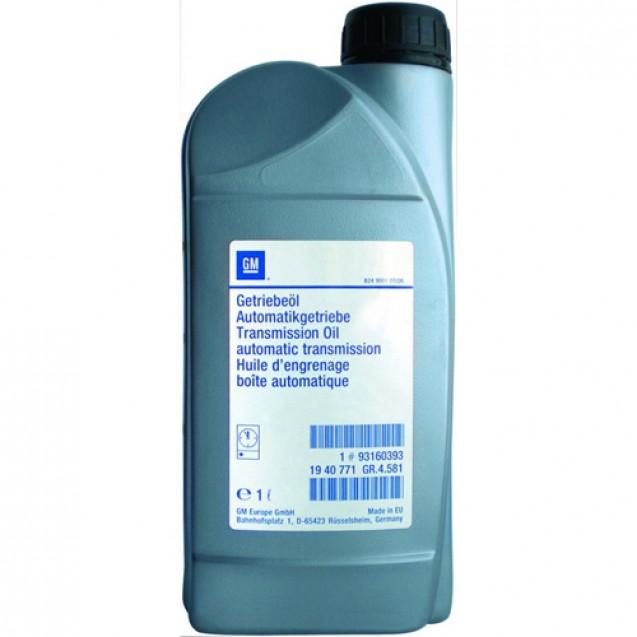 GM ATF 3309 Трансмиссионное масло 1l