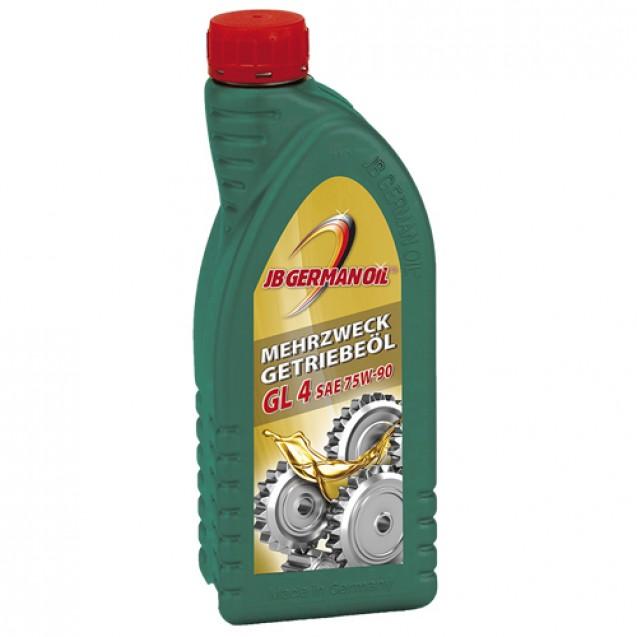 JB German Oil MEHRZWECKGETRIEBEOEL GL4 SAE 75W90 Трансмиссионное масло 1l
