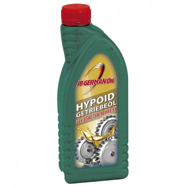JB German Oil HYPOID-GETRIEBEOEL GL5 75W90 HAF-SX Синтетическое масло 1l