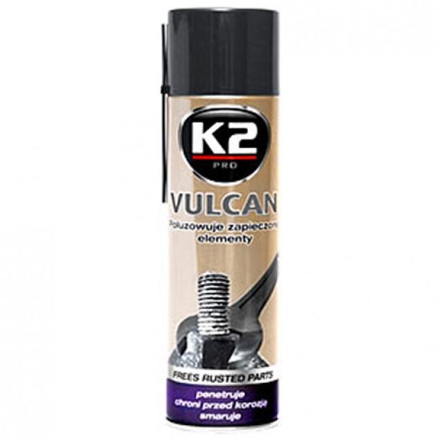 K2 VULCAN Антикоррозионный пенетрант 250ml