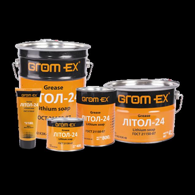 Grom-ex Литол-24 400g