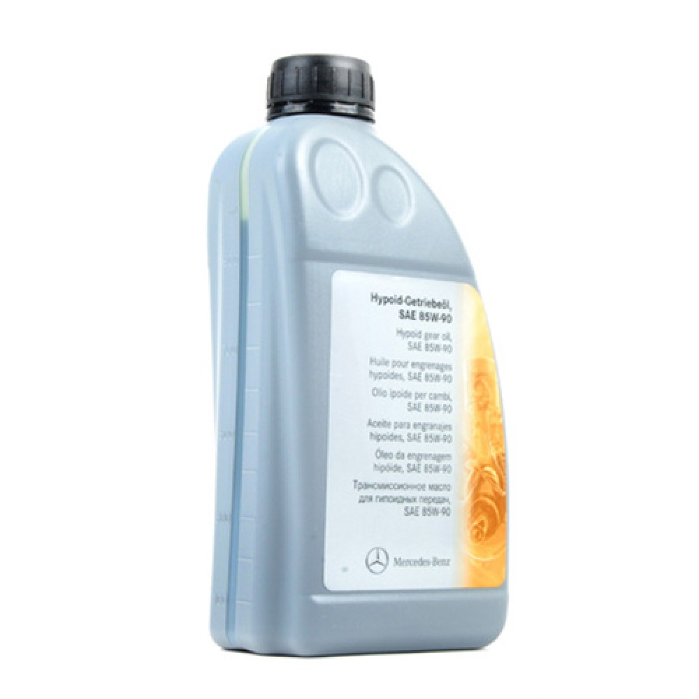 Mercedes benz hypoid gear oil 85w90 235 0 for Mercedes benz approved oil list