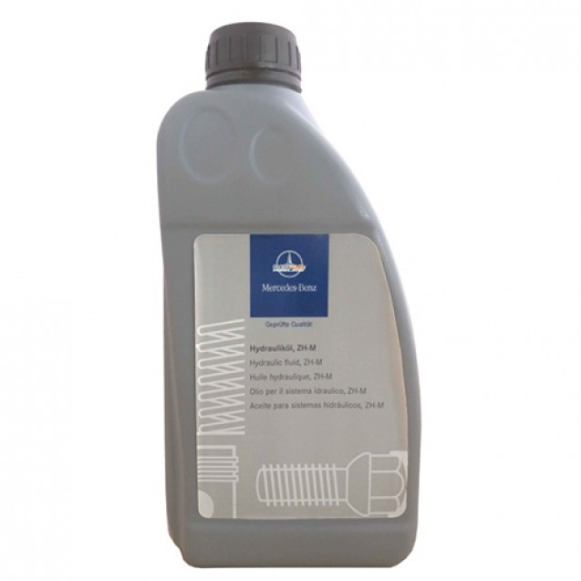 MERCEDES-BENZ Hydrauliköle (343.0) Жидкость в ГУР 1l