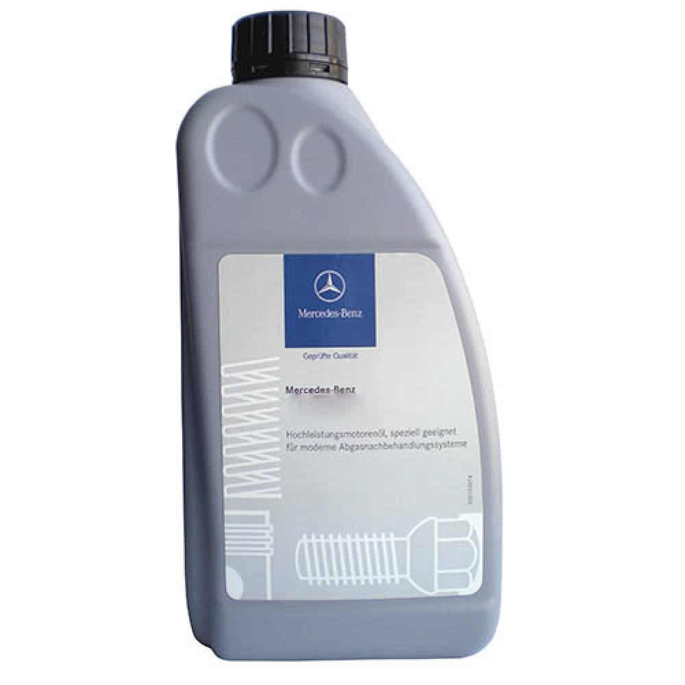 MercedesBenz BetriebsstoffVorschriften Motoröl