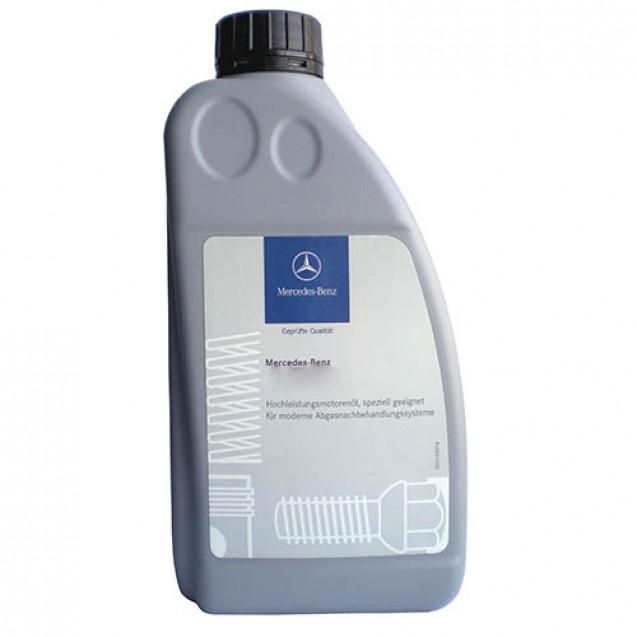 MERCEDES-BENZ Multi-grade oil (345.0) Жидкость для гидроусилителя 1l