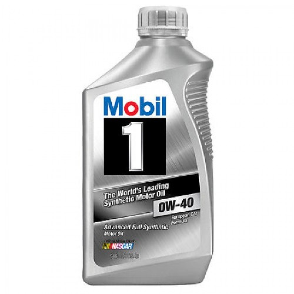 mobil 1 advanced full synthetic 0w40