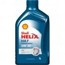 SHELL Helix HX7 Professional AV 5W30 Полусинтетическое масло 1l
