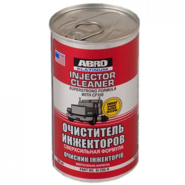 ABRO Очиститель инжектора ABRO PLATINUM 295ml
