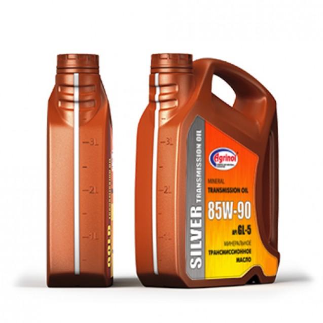 Agrinol 85W90 GL-5 Silver Трансмиссионное масло 4l