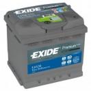 Аккумулятор 53Ah-12v Exide PREMIUM R