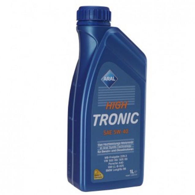 Aral HighTronic 5W40 Синтетическое масло 1l